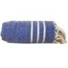 plaid blauw katoen stripes
