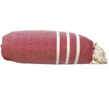 plaid rood katoen stripes