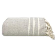 plaid zand beige katoen stripes