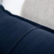 Kussen navy jersey katoen moyha cuddle