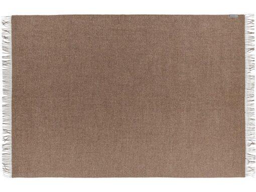 beige plaid zand alpacawol silkeborg