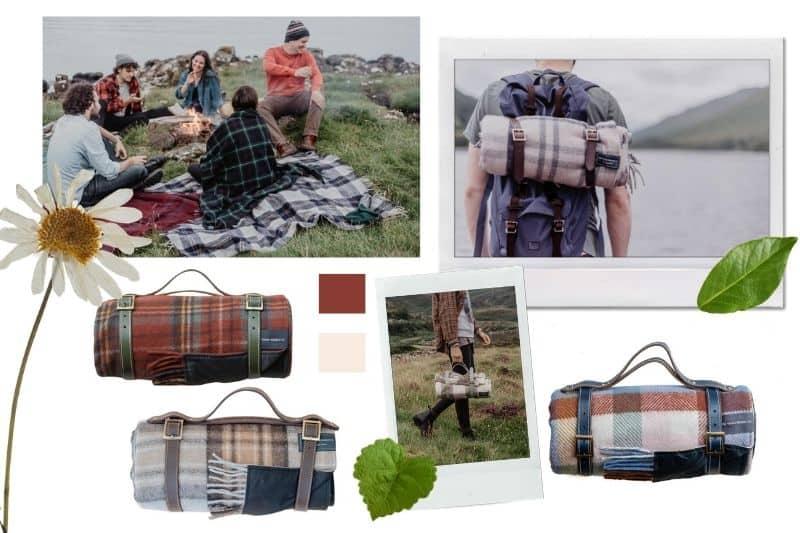 picknicken en hiken