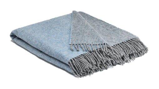 plaid grijs blauw blauw grijs wol mcnutt