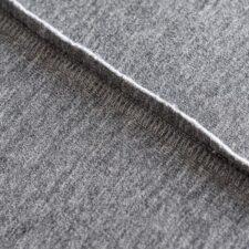 sprei grijs jersey moyha detail