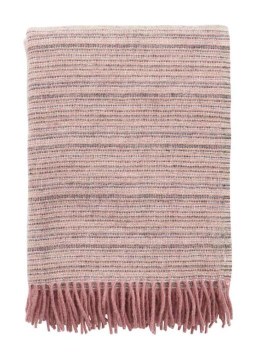 plaid nude roze wol klippan alaska