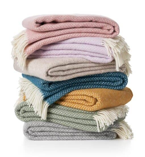 plaids wol klippan preppy kleuren