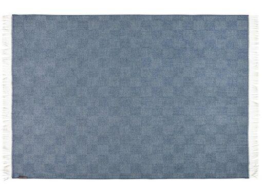 blauwe plaid alpaca wol denim silkeborg