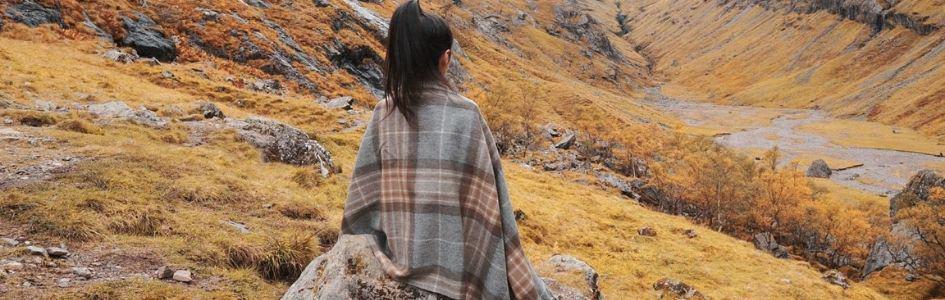 Het verhaal van The Tartan Blanket Company