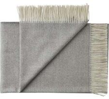 plaid lichtgrijs grijs alpaca silkeborg