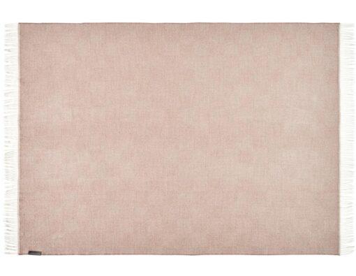 plaid roze alpaca wol silkeborg dusty rose