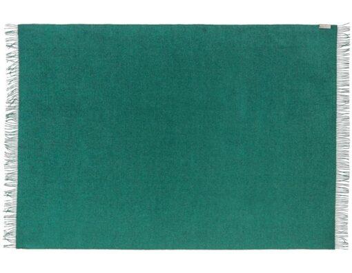 donkergroene plaid babyalpacawol lima