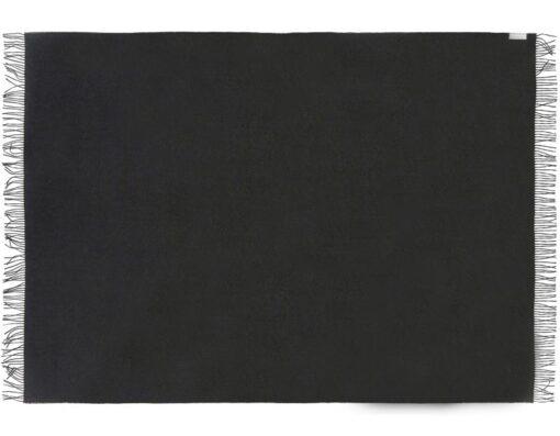 zwart plaid babyalpacawol lima