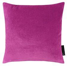kussen fuchsia roze bordeaux paisley