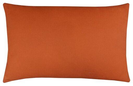 kussen oranje langwerpig