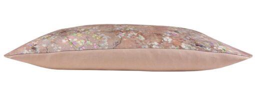 sierkussen roze langwerpig bloesem