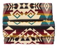 sprei plaid beige mulitcolor alpacawol Chimborazo