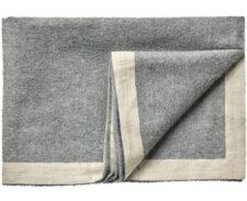 plaid grijs alpacawol linnen silkeborg