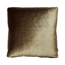 Kussen goud velvet raaf luxe vierkant