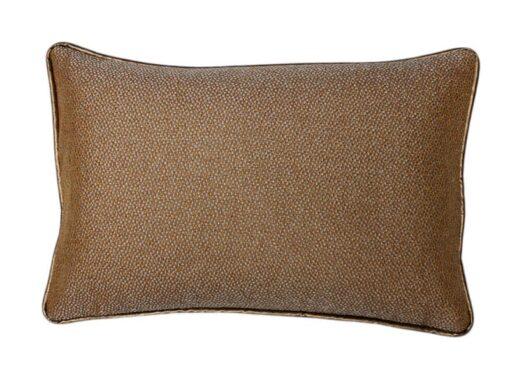 Kussen koper meubelstof raaf sven langwerpig