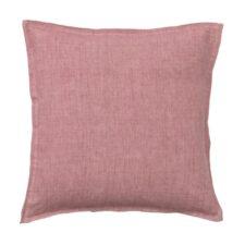 kussen roze linnen bungalow melrose