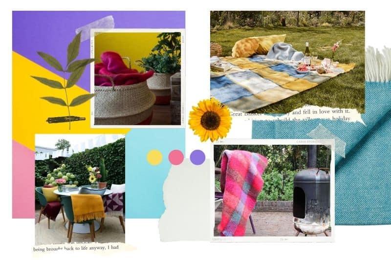 Haal de zomer in je huis en tuin