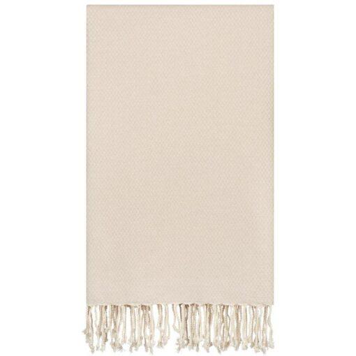grand foulard katoen beige Ottoman