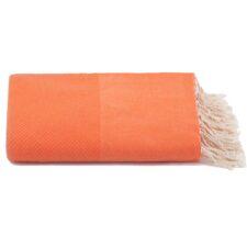 plaid oranje katoen grand foulard