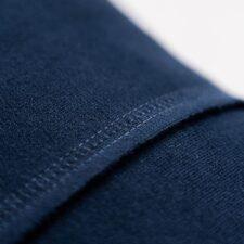 Kussen donkerblauw jersey katoen moyha comfy