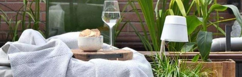 zomers interieur