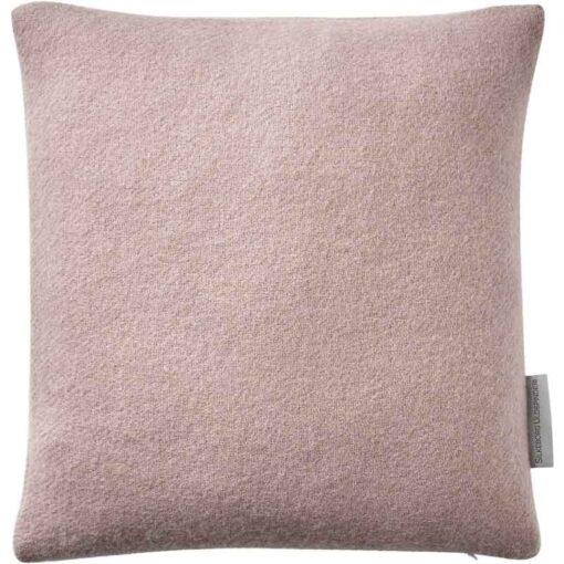 Kussen roze wol groot athen