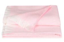 plaid roze alpacawol