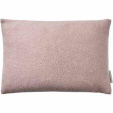kussen roze wol langwerpig athen