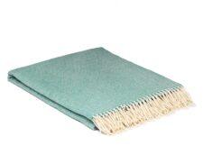 plaid turquoise merinowol spearmint mcnutt